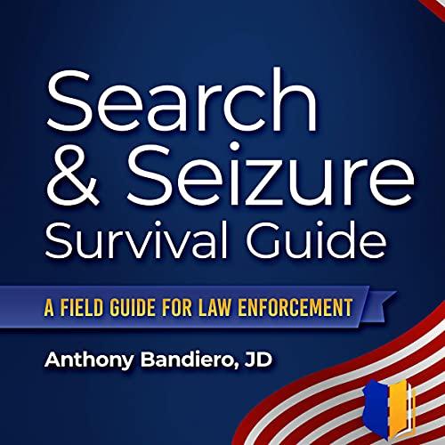 『Search & Seizure Survival Guide』のカバーアート