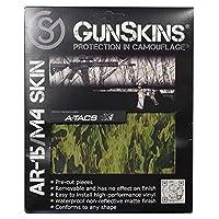 GunSkins 保護フィルム AR-15 M4用 ライフルスキン A-TACS_FGX