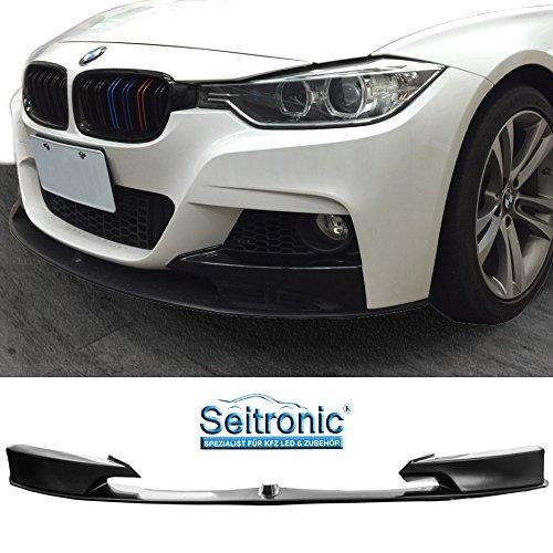 Frontspoiler Spoilerschwert Frontspoilerlippe Cuplippe aus ABS Kunststoff passgenau für Ihr Fahrzeugmodell