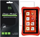 Dmax Armor [3-Pack] for Nabi SE Tablet Screen Protector, Anti-Glare & Anti-Fingerprint (Matte) Shield