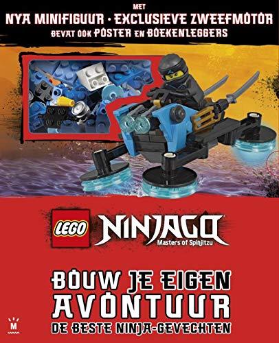 Bouw je eigen avontuur: de beste ninja-gevechten (Lego Ninjago)