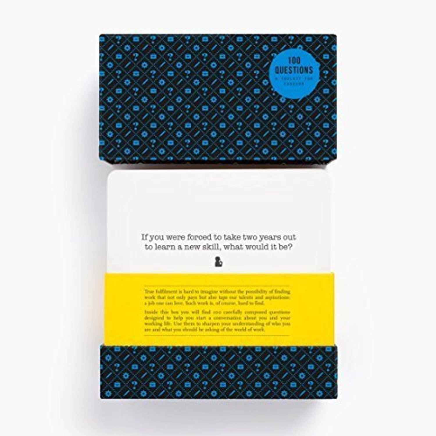 toma The School of Life - 100 Questions    Work Edition - A Toolkit for Conversation. by The School of Life  calidad oficial