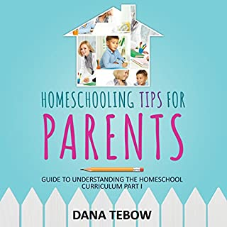 Homeschooling Tips for Parents audiobook cover art