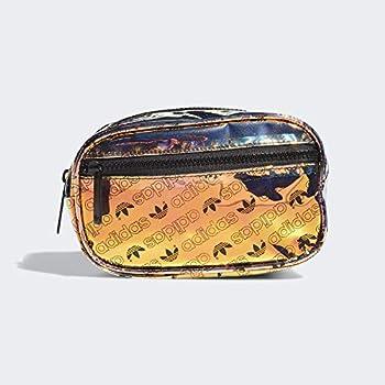 adidas Originals Originals Iridescent Waist Pack Radiant Metallic Forum Monogram Small/Black One Size