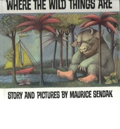 Where the Wild Things Are (Caldecott Collection) (Hardback) - Common