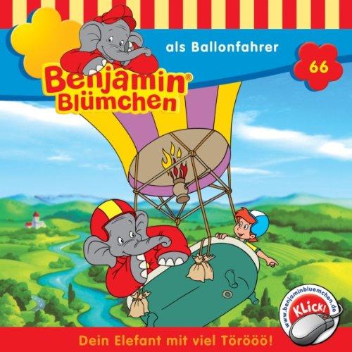 Benjamin als Ballonfahrer audiobook cover art