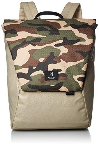 [ミレスト] MILESTO ミレスト バックパック リュック リュックサック メンズ レディース PC収納 a4 Hutte 迷彩 camouflage One Size