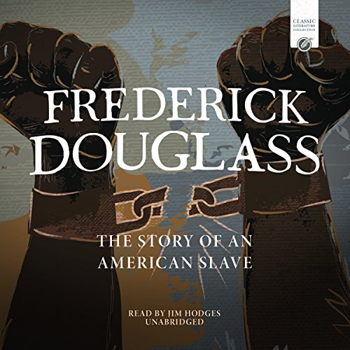 Frederick Douglass audiobook cover art
