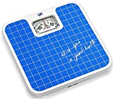 Atipriya Mechanical (manual) Personal Weighing Scale Upto 120 Kgs (Blue)