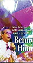 Benny Hinn ~ Taking the Message of God's Saving and Healing Power to the World!