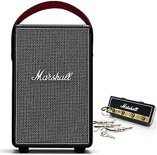 Marshall マーシャル TUFTON ブラック スピーカー + Marshall ロゴ入りキーハンガー セット 《国内正規品》