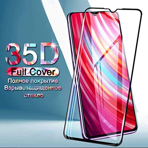 Zarala Tempered Glass Screen Guard Gorilla Protector for Motorola Moto One Power with Easy Installation Kit (Full Screen Coverage Except Edges - 11D Original Temper) (Transparent) (Pack of 1)