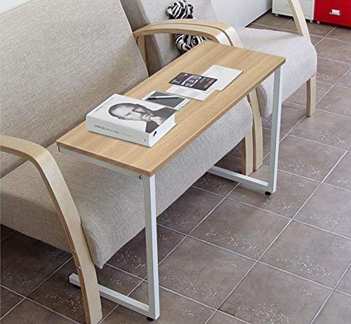 HRFHLHY vrije tijd salontafel nachtkastje tafel schrijven bureau staal hout computer tafel bank tafel balkon kleine tafel