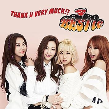 BESTie 3rd Digital Single