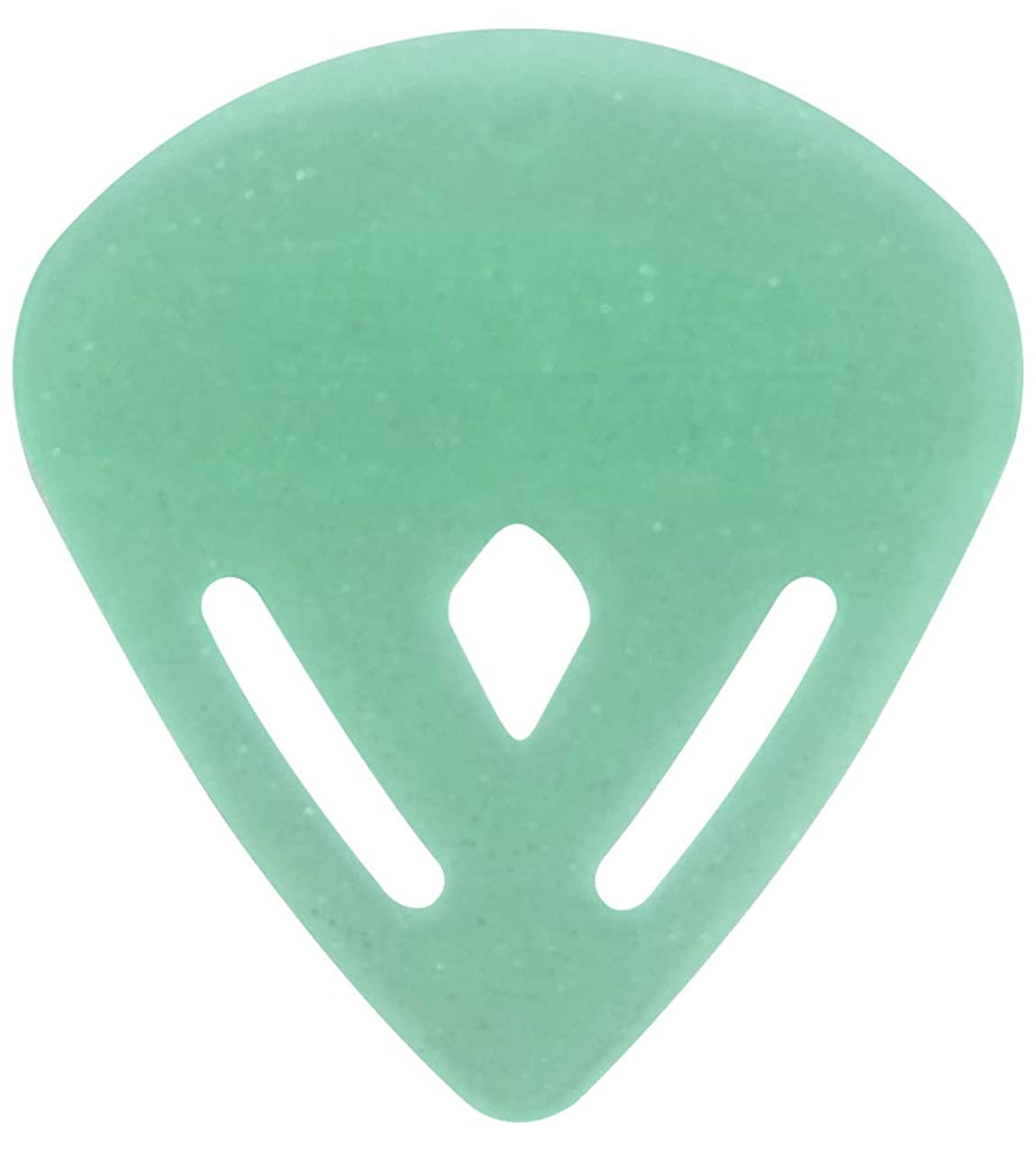 ひどく平和的引き付ける【10枚セット】Guyatone JT25PC Crystal Fragment Pick JAZZ型 ポリカーボネート ギター ピック