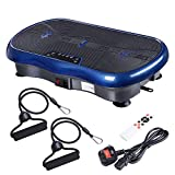 DULIPING Fitness Vibration Platform Vibration Power Plate Gym Machine Slim Crazy Fit Vibration Plate - For Weight Loss & Body Toning