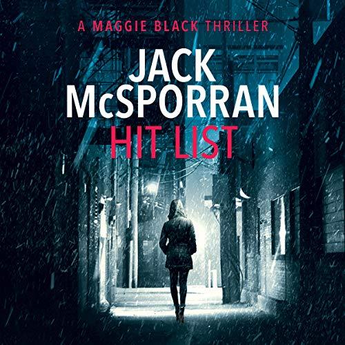 Hit List audiobook cover art