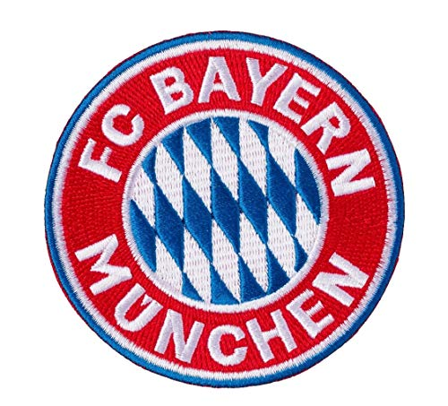 FCB Bayern München Logo Aufnäher (one Size, Multi)