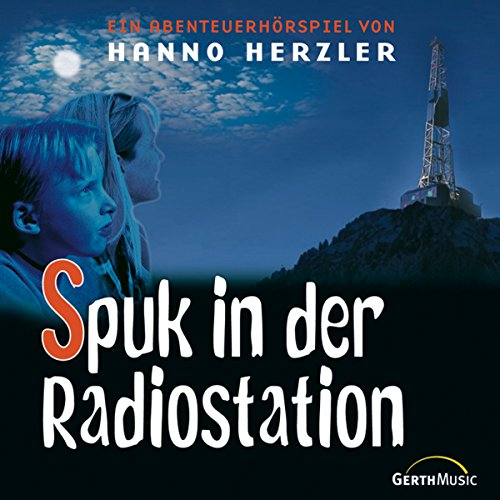 Spuk in der Radiostation cover art
