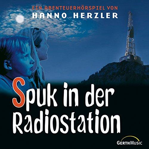 Spuk in der Radiostation Titelbild