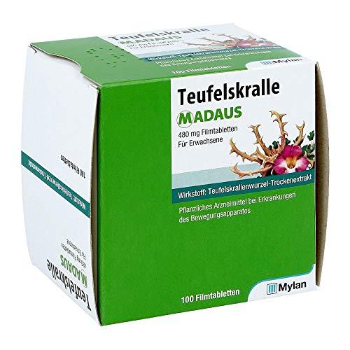 Teufelskralle MADAUS Filmtabletten, 100 St. Tabletten