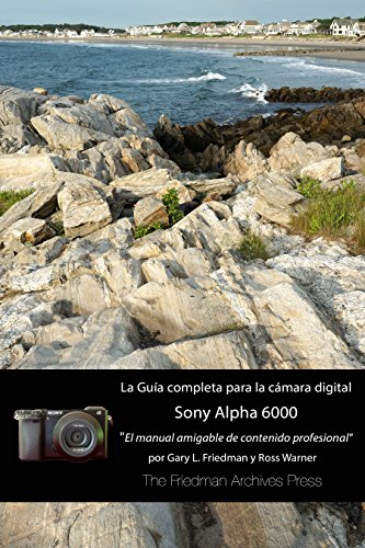 La guía completa para la cámara Sony A6000
