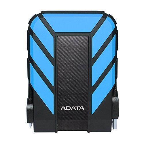 """ADATA HD710 Pro Disque Dur Externe 1000 Go Noir, Bleu - Disques durs externes (1000 Go, 2.5"""", 3.0 (3.1 Gen 1), Noir, Bleu)"""