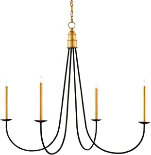 Currey & Company Lighting Ogden Chandelier