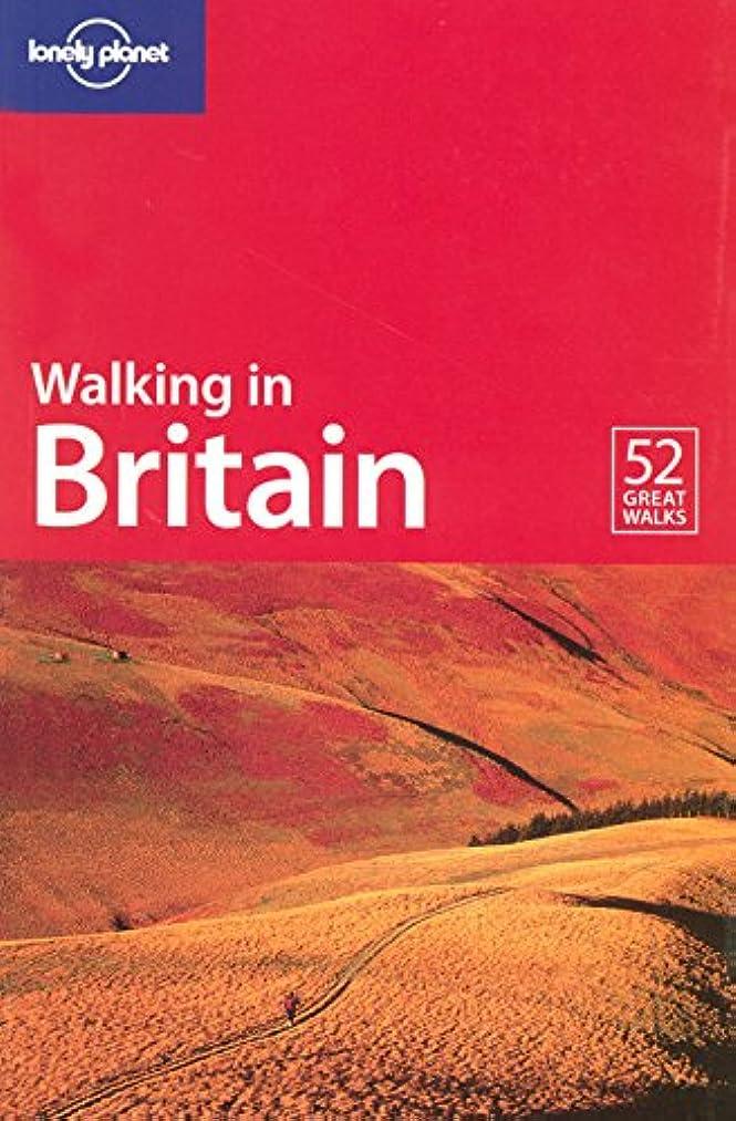 擬人者上向きLonely Planet Walking in Britain (Lonely Planet Walking Guides)