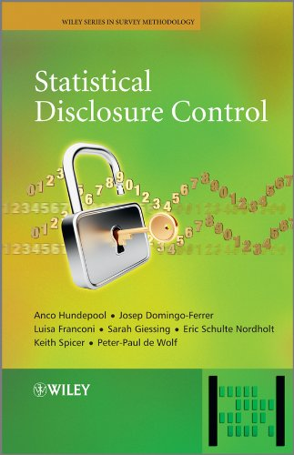 Statistical Disclosure Control (Wiley Series in Survey Methodology) (English Edition)
