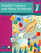 Number Games and Story Problems: Investigations in Number, Data and Space Curriculum, Grade 1