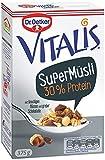 Dr. Oetker Vitalis SuperMüsli 30% Protein, 8er Packung (8 x 375g)
