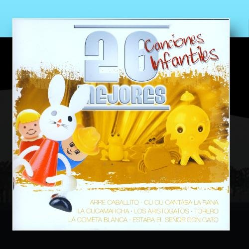 20 Mejores Canciones Infantiles Vol. 4 ( The Best 20 Childen's Songs)