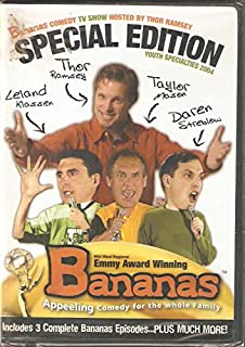 Bananas Comedy Special Edition: Youth Specialties 2004 Hosted By Thor Ramsey