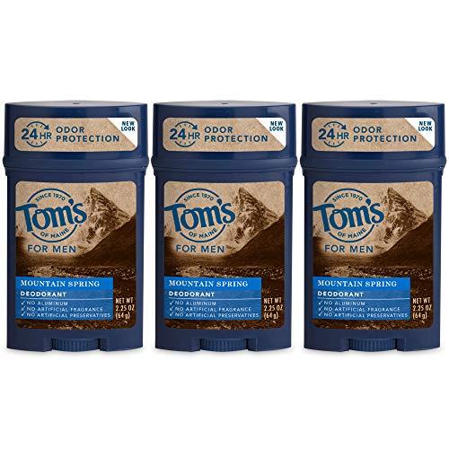 Tom's of Maine Men's Long Lasting Wide Stick...
