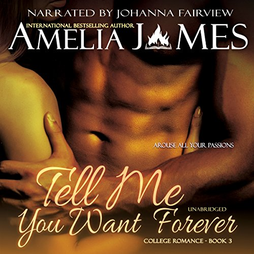 Tell Me You Want Forever cover art