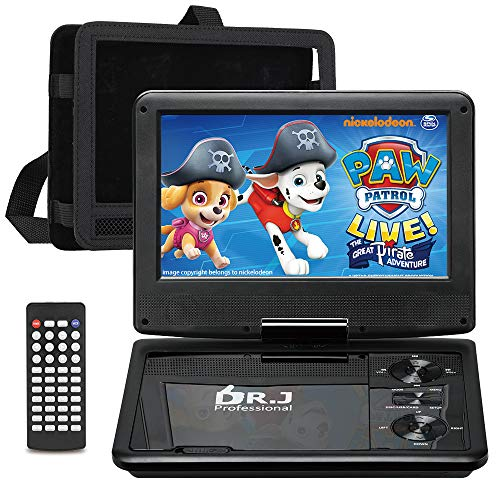 DR. J Professional DVD Player