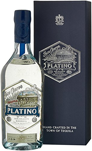 Jose Cuervo Platino, 1er Pack (1 x 700 ml)