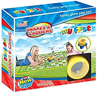 Family Games snake and ladder game 36-1453549