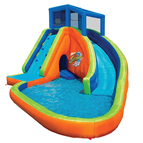 Product Image of the BANZAI Sidewinder Falls Inflatable Water Slide