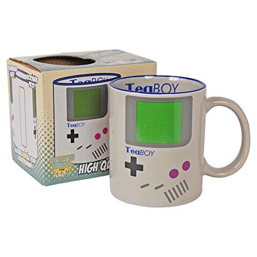 Nintendo Tea Boy Game Boy Parody Mug by Pop Art Products