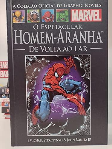 Graphic Novels Marvel nº 21 O Espetacular Homem Aranha - De Volta ao Lar
