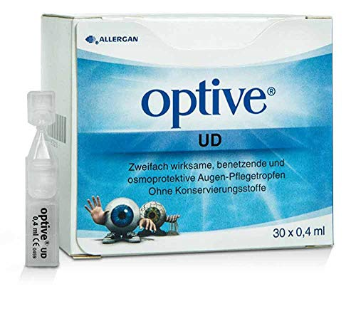 Optive Ud Augentropfen 30X0.4 ml