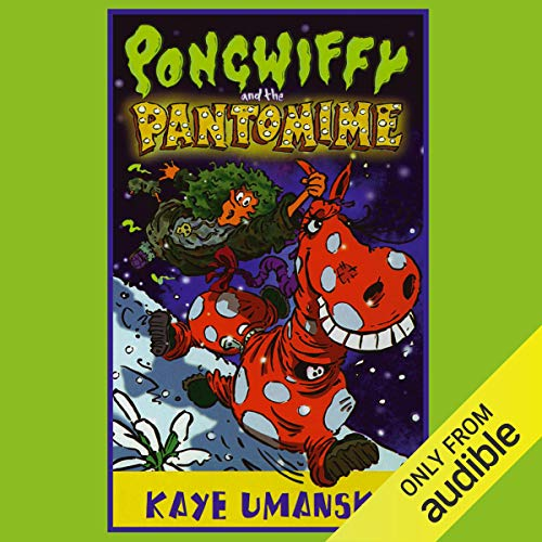 Pongwiffy and the Pantomime cover art