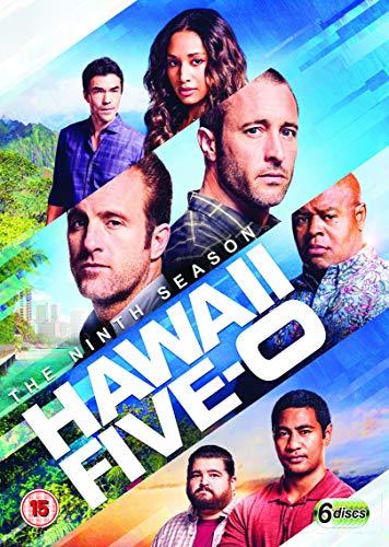 Hawaii Five-O (2010): Season 9 (6 Dvd) [Edizione: Regno Unito]