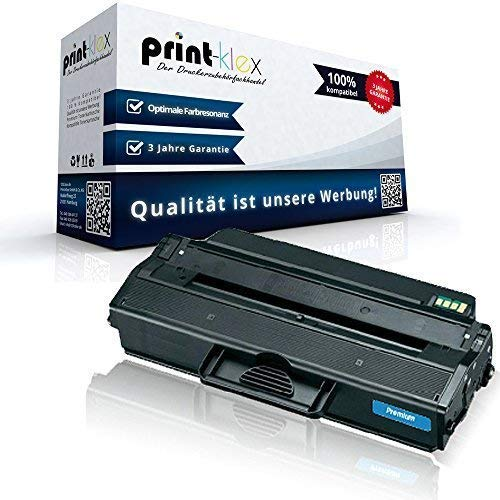 kompatible XXL Tonerkartusche für Samsung SCX4726 FN SCX4727 FD SCX4728 FD SCX4728 FW SCX4729 FD SCX4729 FW SCX4729 FWX MLT D103S MLT 103L MLT-103 L Black