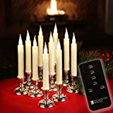 51XN6oQzN6L. SL160  - Battery Operated Window Candle With Timer
