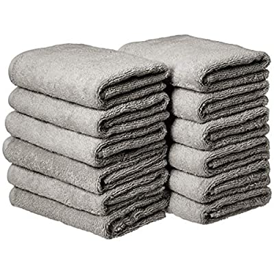AmazonBasics Cotton Hand Towel
