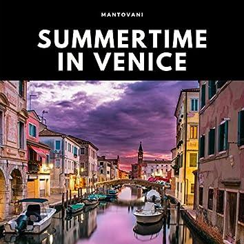 Summertime in Venice