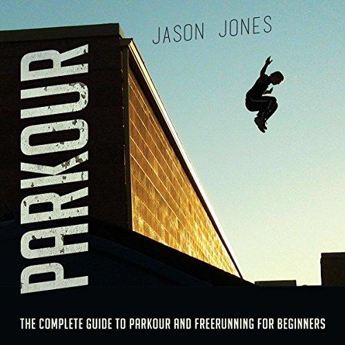 Parkour audiobook cover art